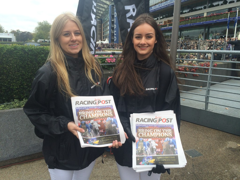 Racing Post @ Ascot Racecourse