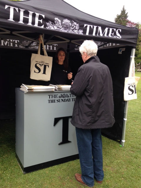 The Times @ Cheltenham Jazz Festival