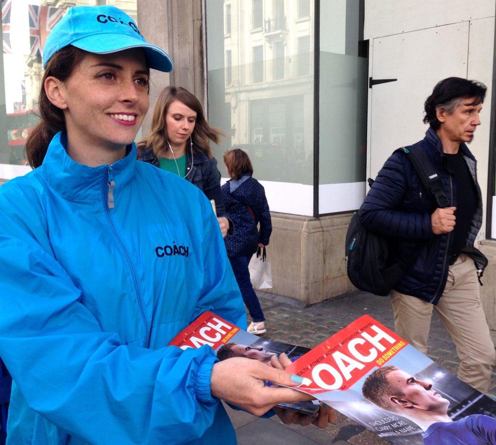 Coach Magazine @ Regent Street