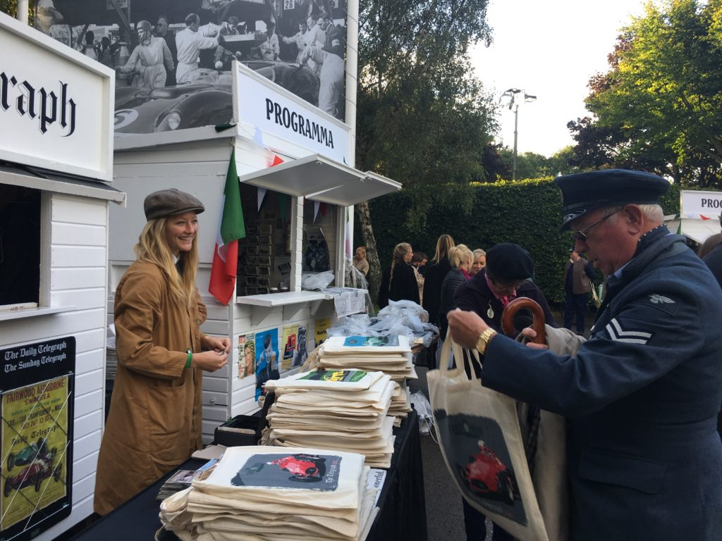 The Telegraph @Goodwood Revival