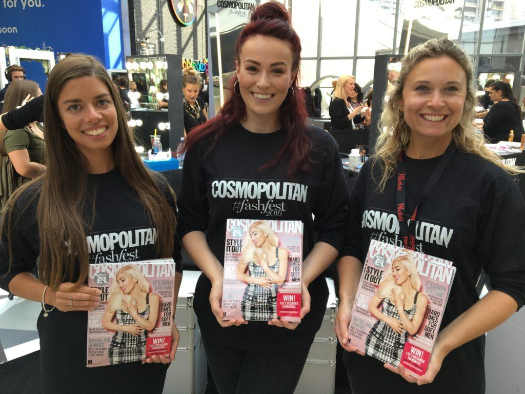 Cosmopolitan Fashfest @Westfield