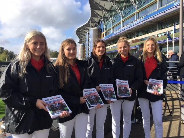 Champions Day @ Ascot Racecourse