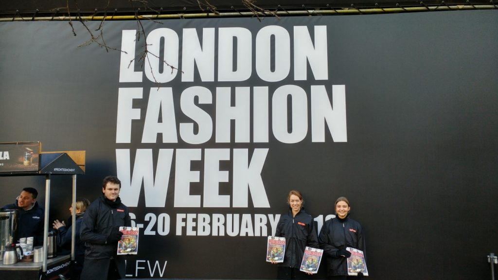 The Week@London Fashion Week