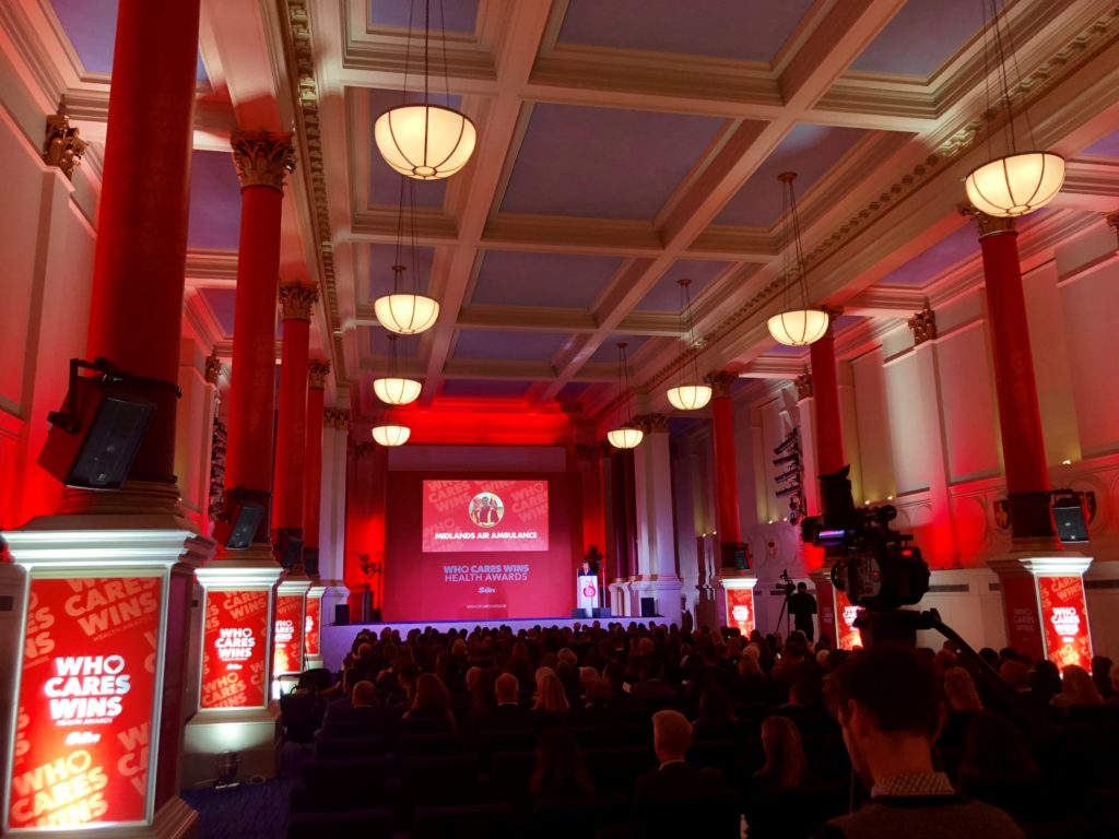 Who Dares Wins Health Awards,London, The Sun/News Uk