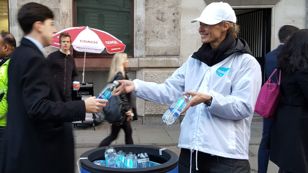 Smart Water, Bank Station