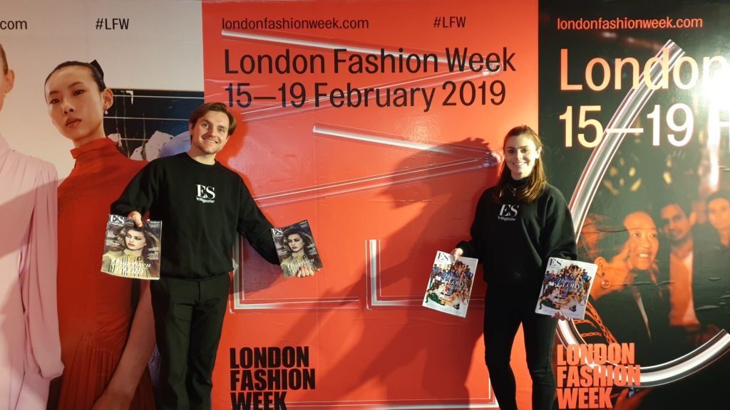 Evening Standard London Fashion Week 2019