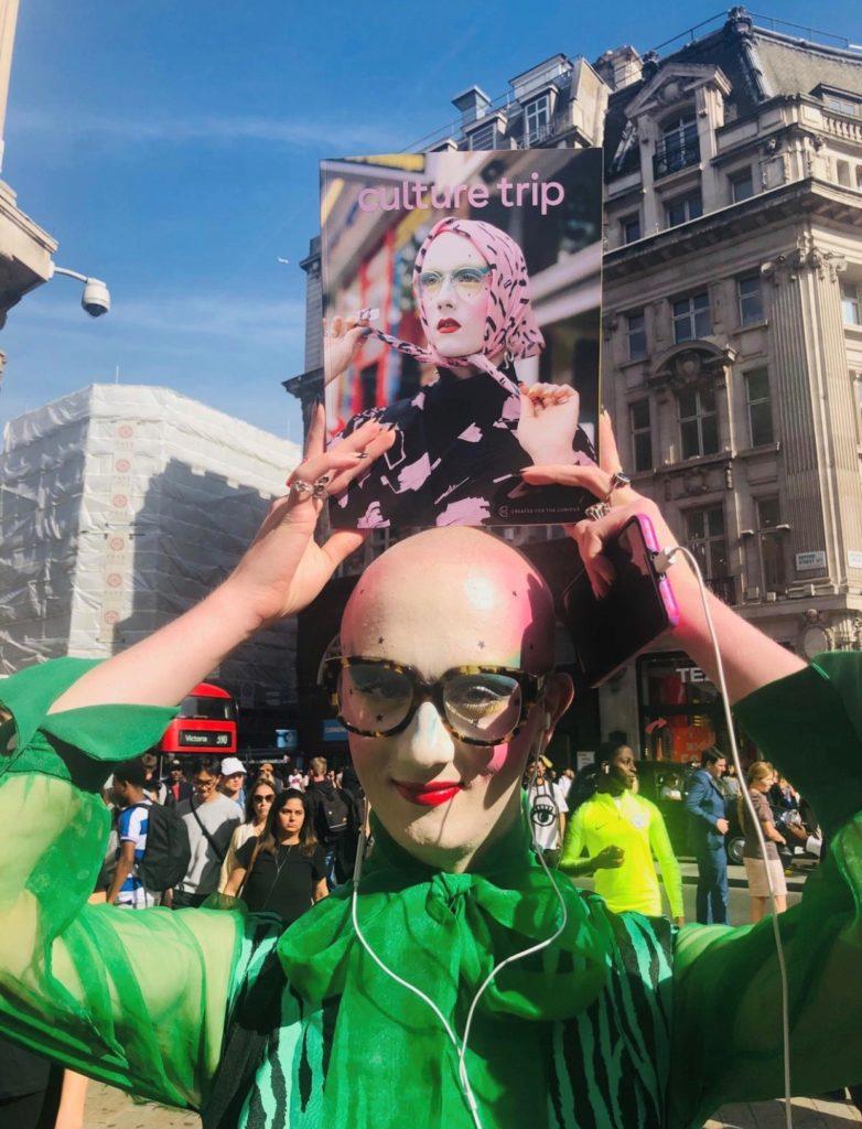 Culture trip@ Pride London