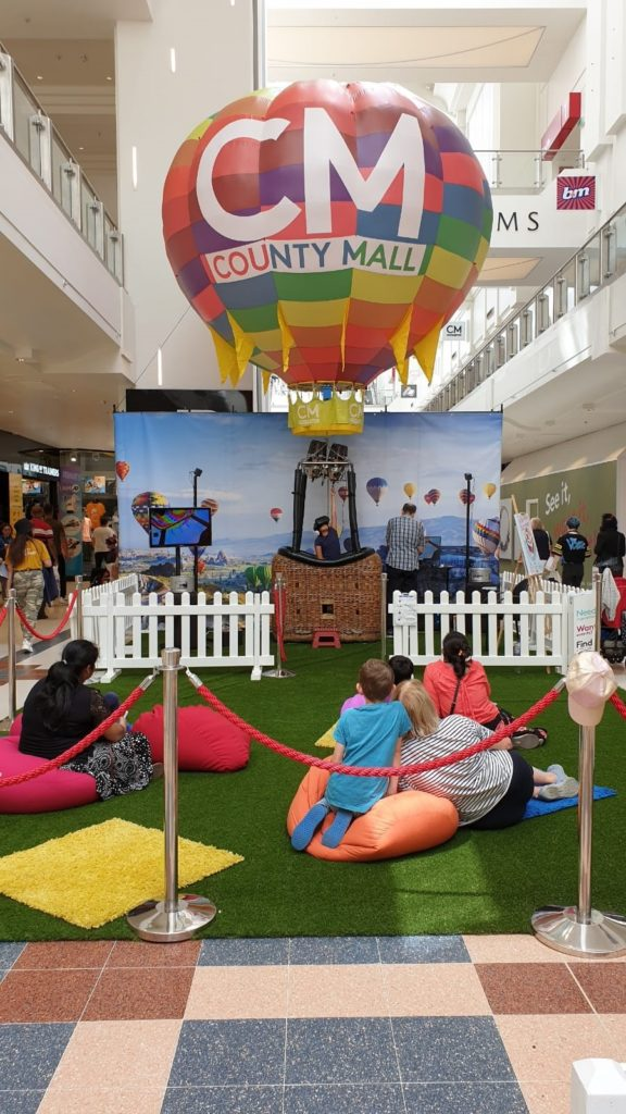 A Sky High Summer @ County Mall