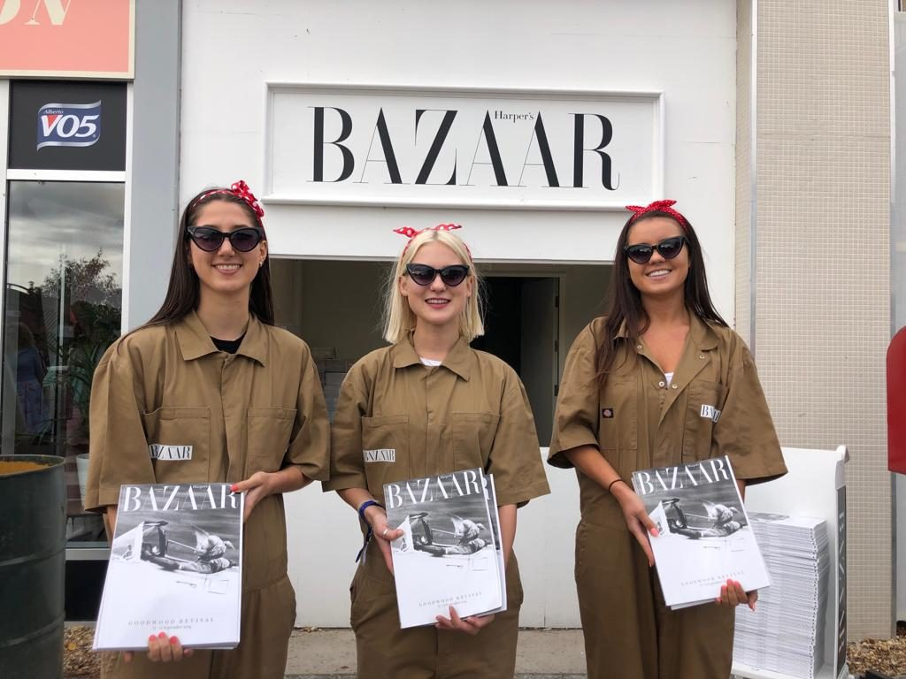 Harper's Bazaar, Goodwood Revival