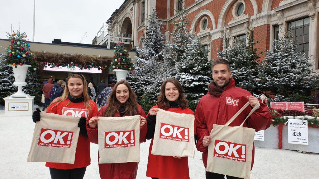 OK Magazine - Ideal Home Show
