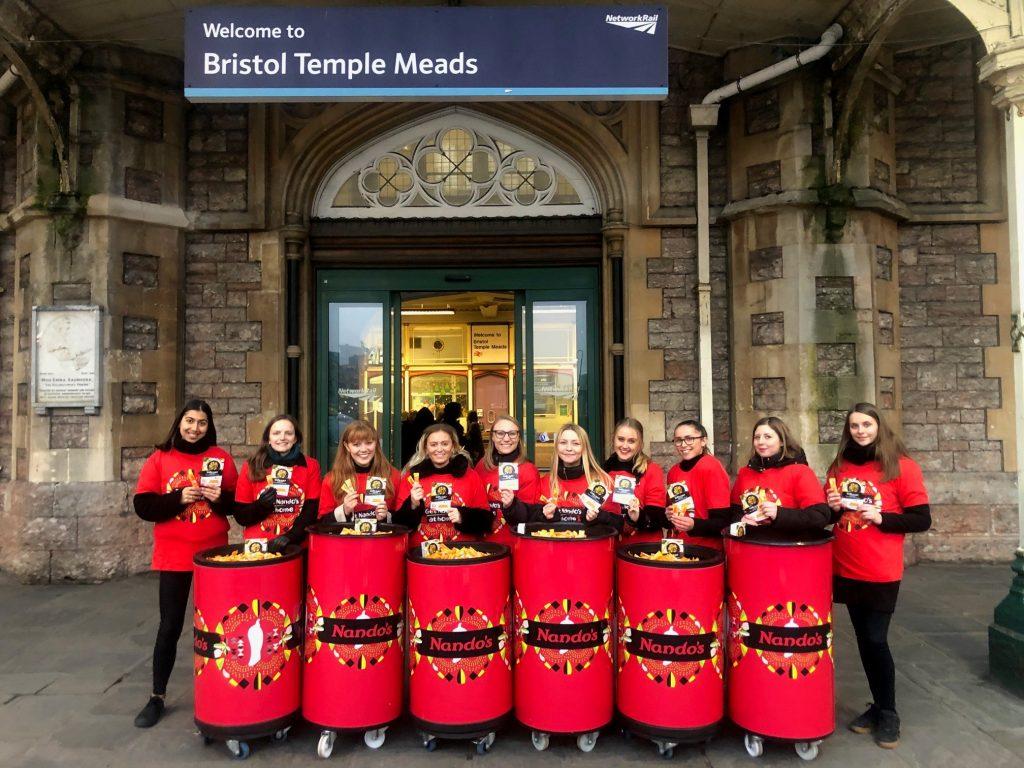 Nando's - Bristol Temple Meads