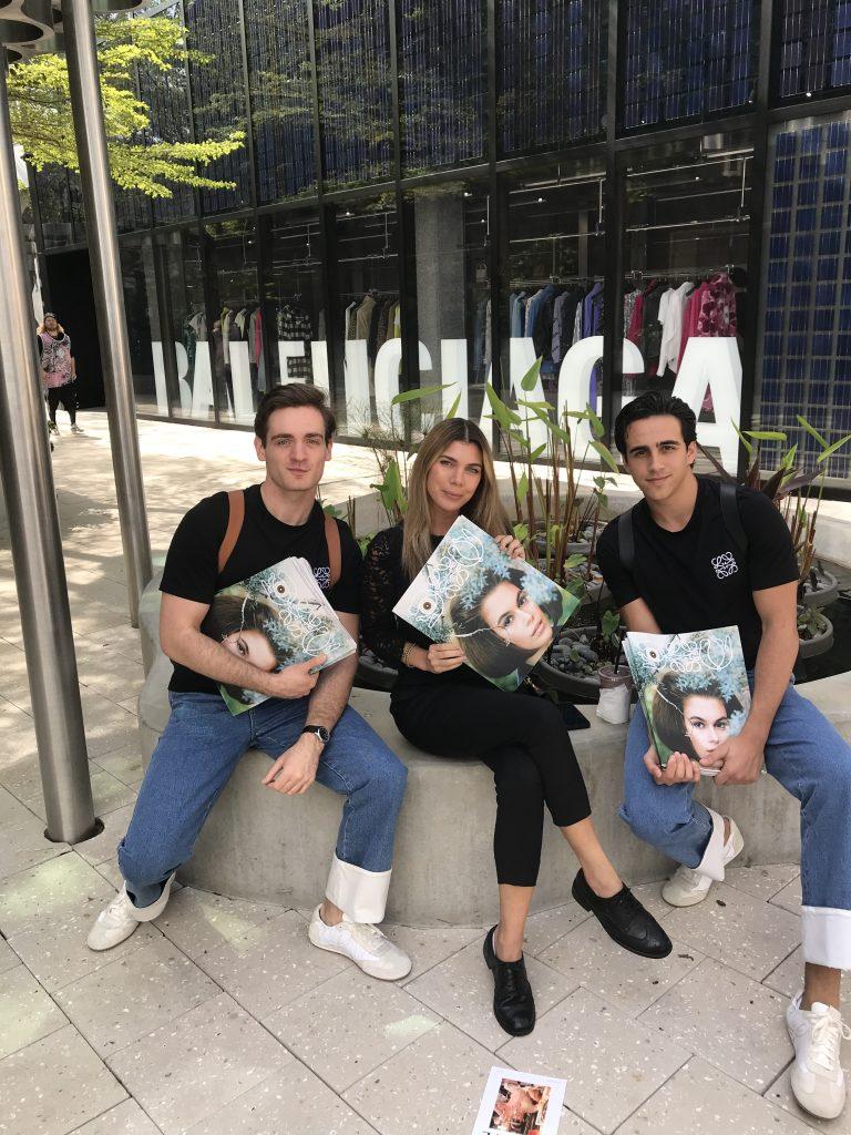 Loewe Store promotion Miami Florida